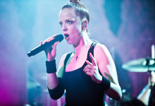 Garbage at the Riviera Theatre