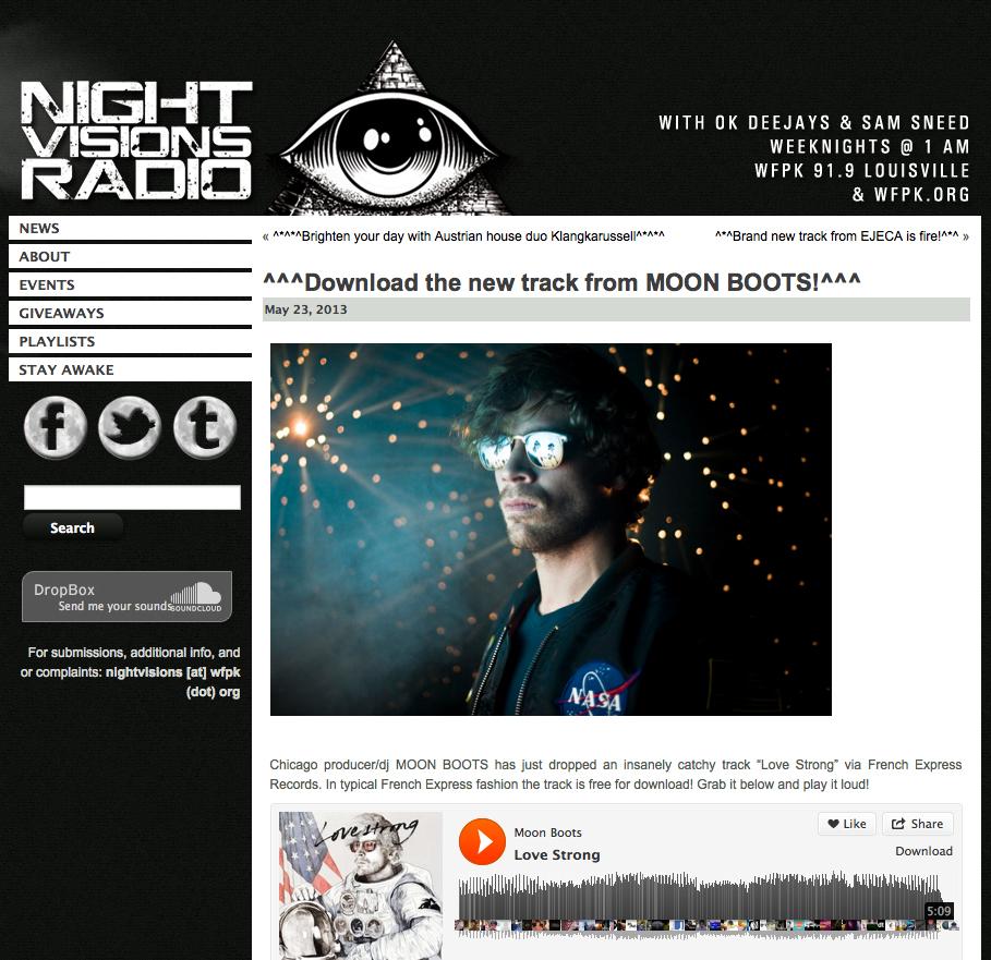 NightVisionRadioMoonBoots