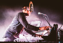 SBTRKT at the the Riviera Theatre