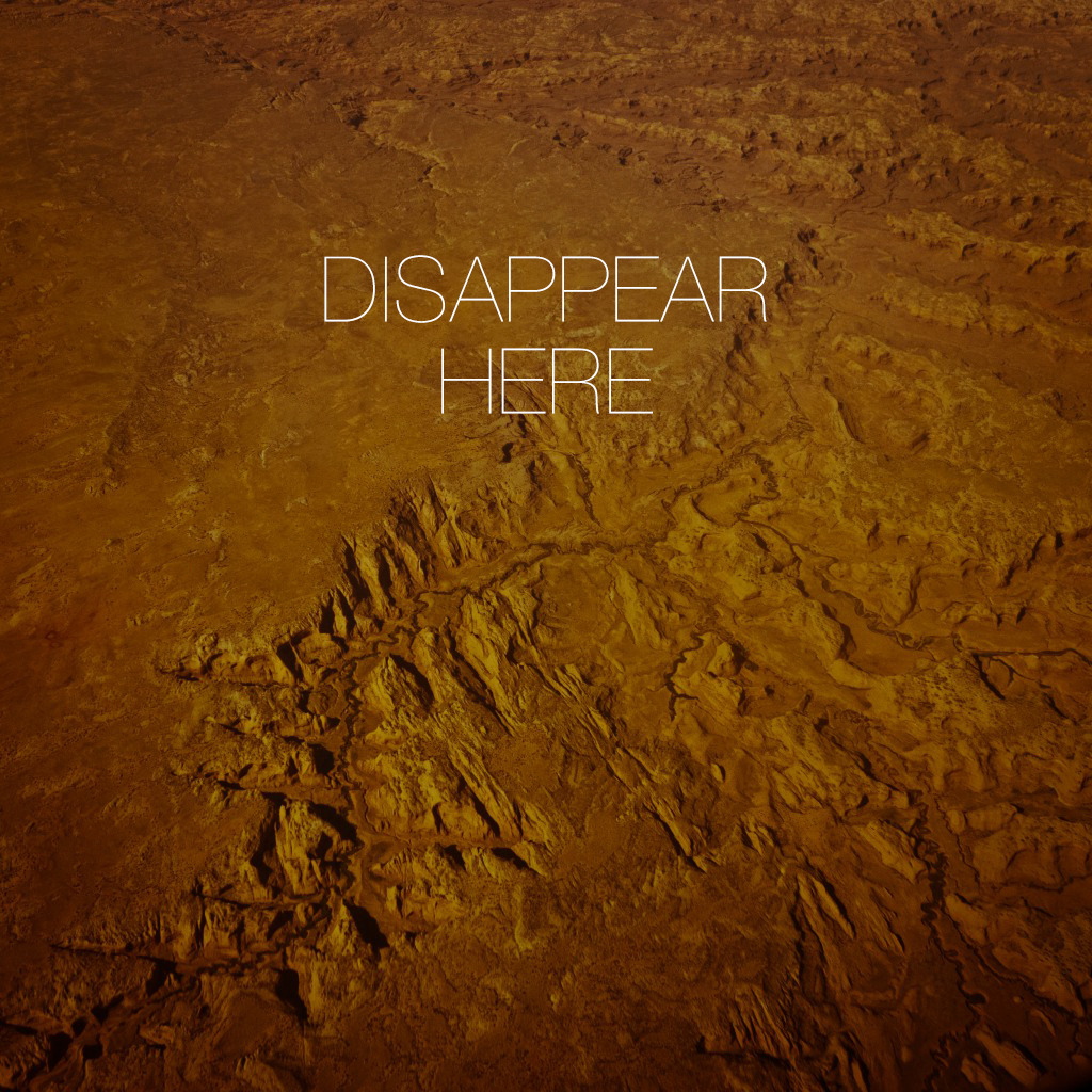 DisappearHere