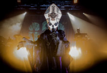 Ghost at the Riviera Theatre